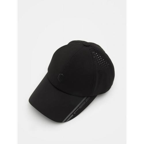 [빈폴골프] [NDL라인] 남성 블랙 베이직 펀칭 볼캡 (BJ938BM405)