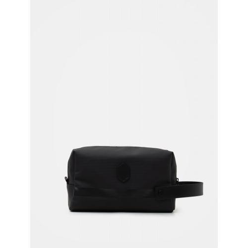 [빈폴골프] [NDL라인] 블랙 솔리드 파우치 (BJ93D4M415)