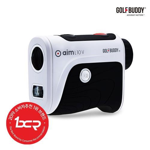 *인기상품*골프버디 aim L10V 음성지원 레이저 골프거리측정기