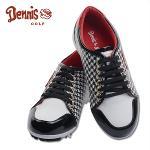 [데니스 골프] 블랙 하운드투스 스파이크리스 여성 골프화/골프용품_246265