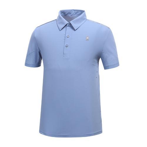 [와이드앵글] 남성 W리미티드 반팔 티셔츠 1 WMM19207B1