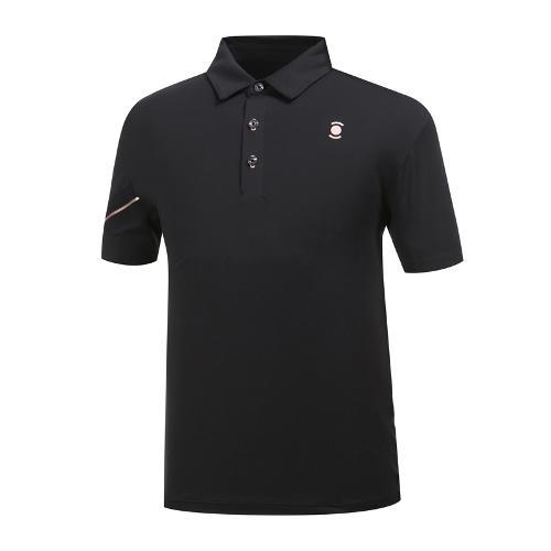 [와이드앵글] 남성 W.아이스 리미티드 반팔 티셔츠 WMM19228Z1