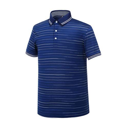 [와이드앵글] 남성 베사니 스트라이프 티셔츠 WMM17271N4