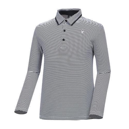 [와이드앵글] 남성 냉감 긴팔 써커 뎅깡 티셔츠 WMM19233Z1