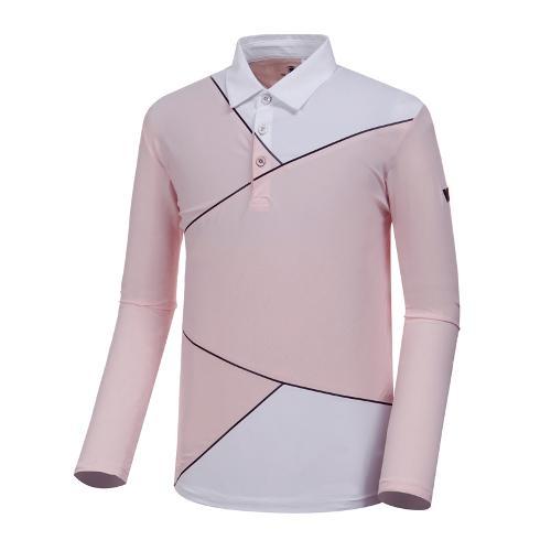 [와이드앵글] 남성 W리미티드 긴팔 티셔츠 1 WMP19205P1