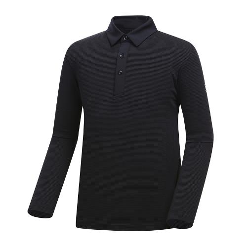 [와이드앵글] 남성 냉감 긴팔 써커 티셔츠 WMM19232Z1