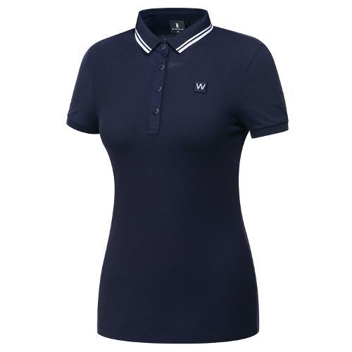 [와이드앵글] 여성 W.아이스 베이직 티셔츠 WWM19232N4