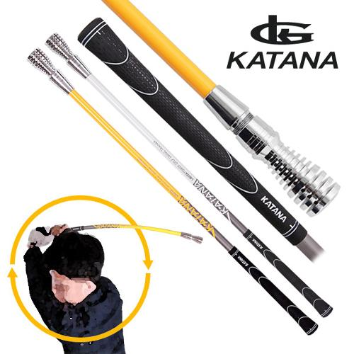 카타나 라비타 파워 골프 스윙연습기 필드용품