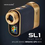 [골핑단독!]보이스캐디 SL1 투어골드 하이브리드 GPS 레이저 거리측정기