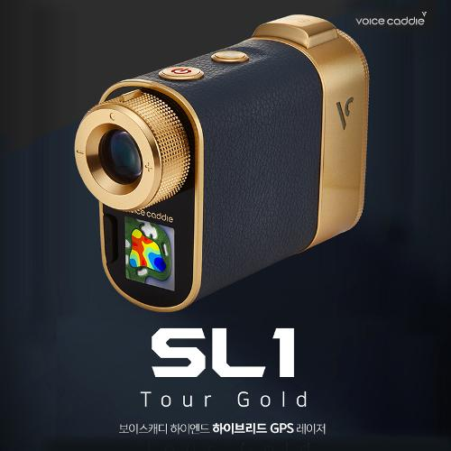 보이스캐디 정품 SL1 TOUR GOLD / 투어골드 GPS 레이저