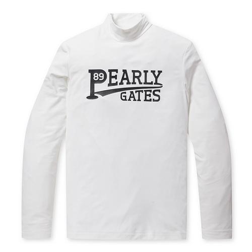 [파리게이츠]남성 스포티 로고 하이넥 긴팔 티셔츠 51293TS902_IV