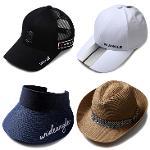 [와이드앵글] 남녀 모자 균일가 16종택1