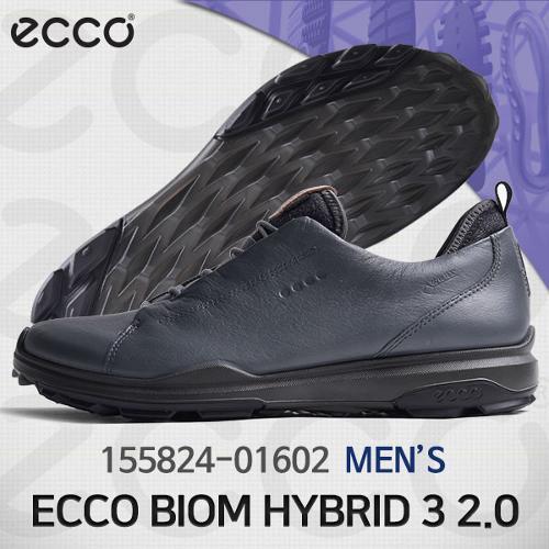 에코 155824-01602 바이옴 하이브리드3 2.0 골프화 남