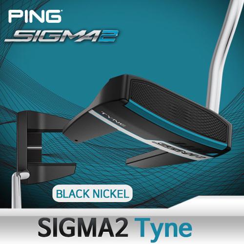 핑  시그마2 Tyne Black Nickel 스텔스 퍼터