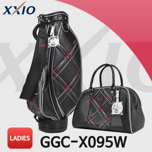 던롭 젝시오 GGC-X095W 캐디백세트 골프백세트 여성