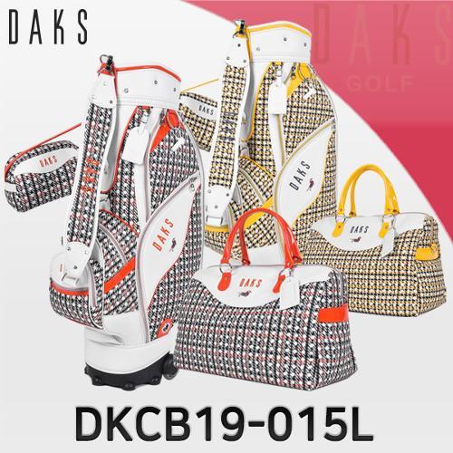 닥스 DKCB19-015L 바퀴형 캐디백세트 골프백세트 여성