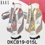 닥스 DKCB19-015L 바퀴형 캐디백 골프백 여성