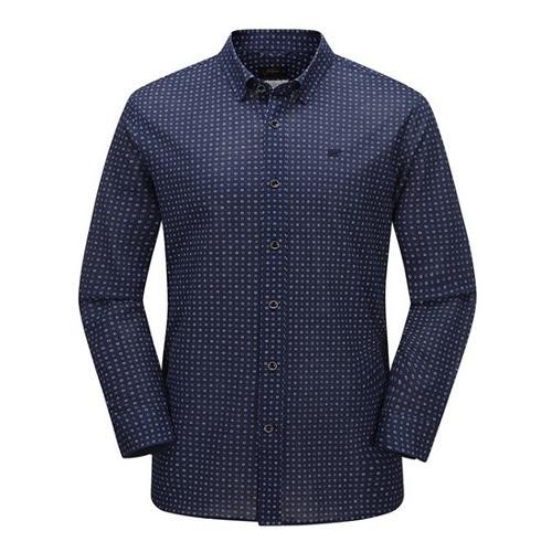 [JACKNICKLAUS] 남성 올오버 패턴 셔츠_LNSAS19041NYX
