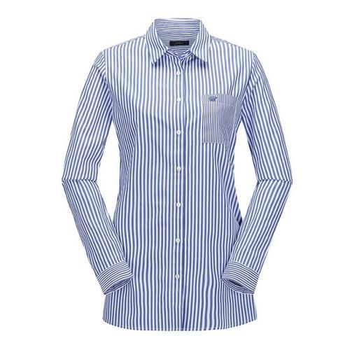 [JACKNICKLAUS] 여성 런던 S/T 셔츠_LWSAA18081BUX