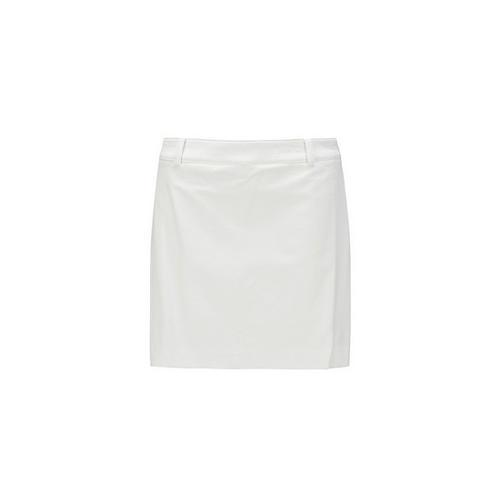 [JACKNICKLAUS] 여성 슬릿 큐롯 스커트_LWKCA18811IVX