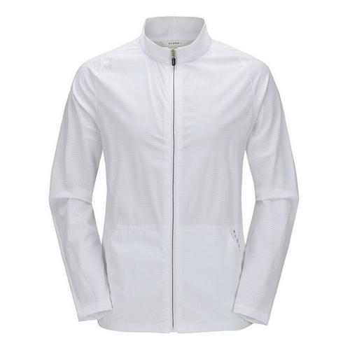 [ELORD] GX 남성 스트레치 집업 티셔츠_NTTBM19901WHX