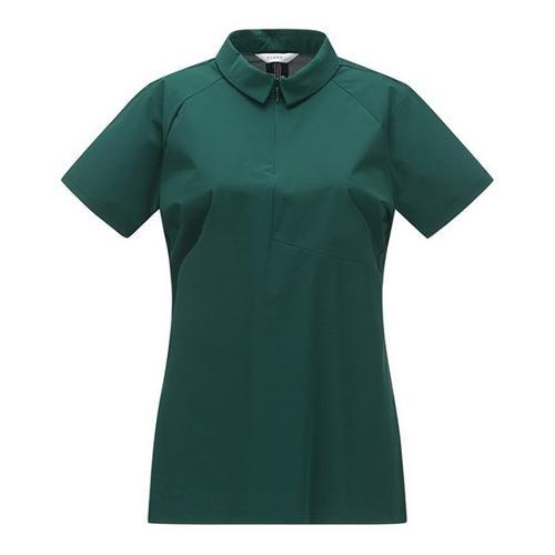 [ELORD] GX 여성 스포티 카라 티셔츠_NQTCM19902GRX