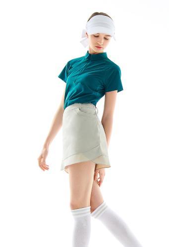 [ELORD] GX 여성 포켓 큐롯 스커트 _NLKCM19404BEX
