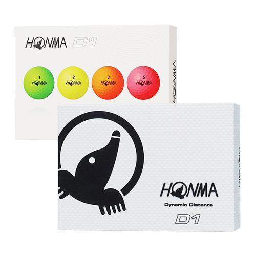 혼마 HONMA D1 비거리 특화 골프볼 골프공 2피스 선물포장가능