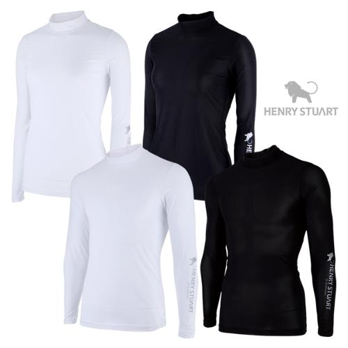 [HENRYSTUART] 헨리스튜어트 아쿠아엑스 이너웨어 냉감 쿨 티셔츠