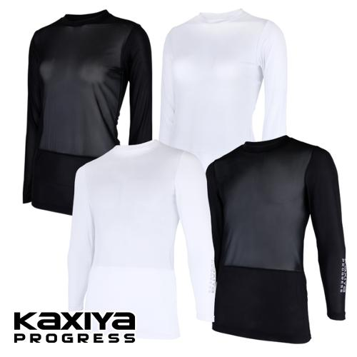 [KAXIYA] 카시야 아쿠아엑스 이너웨어 냉감 쿨 매쉬 티셔츠