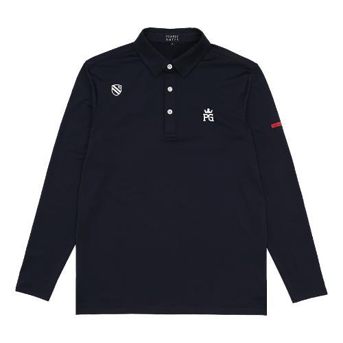 [파리게이츠]남성 카라 베이직 긴팔 티셔츠 51293TS903_NA