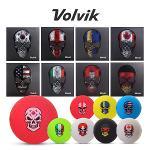 [2020년형]볼빅 VIVID 컨트리 스컬 3피스 4알 골프볼+볼마커 기획 선물세트-9종택1