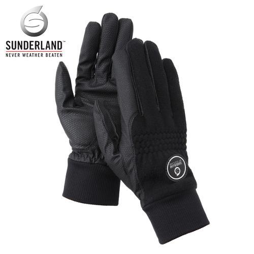 [Sunderland Of Scotland] 선덜랜드 남성 겨울 방한 고급 기모합피 양손 골프장갑 - SL1MWGE40