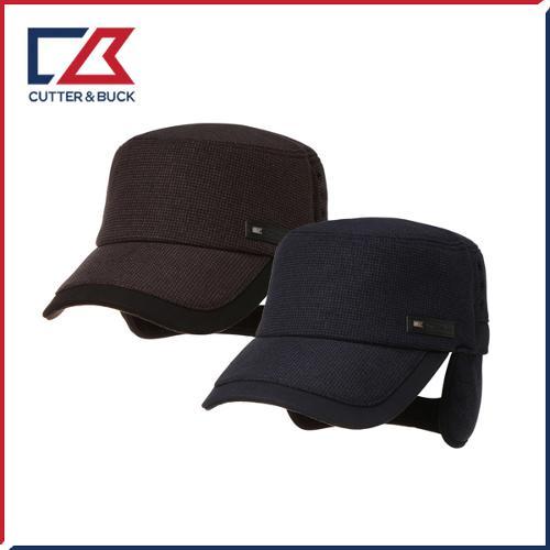 커터앤벅 남성 방한 속귀마개 모자- PB-14-184-114-05
