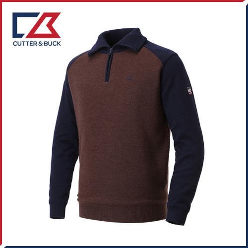 커터앤벅 남성 스판 니트 스웨터 - PB-11-184-102-03