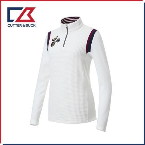 커터앤벅 여성 스판 긴팔티셔츠 - PB-11-184-201-06