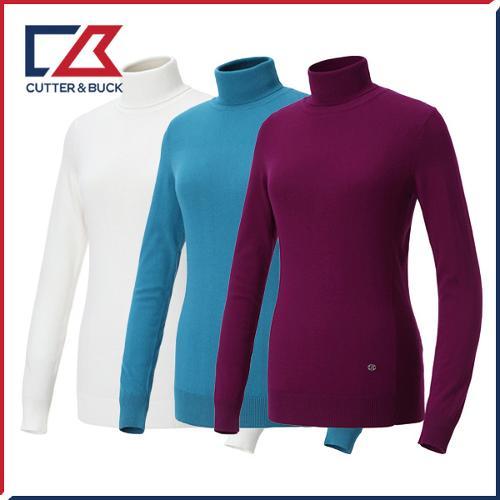 커터앤벅 여성 스판 니트 스웨터 - PB-11-184-202-01