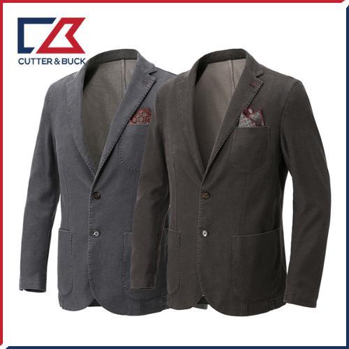 커터앤벅 남성 면 스판 자켓- PB-12-183-133-51