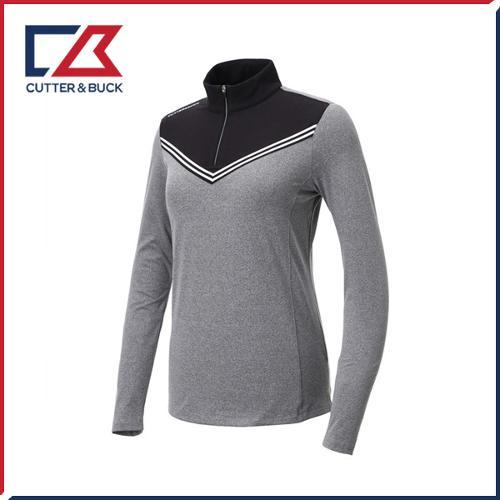 커터앤벅 여성 스판 긴팔티셔츠 - PB-11-184-201-08