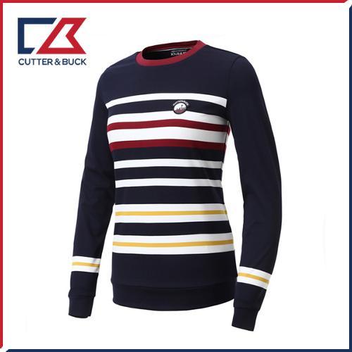 커터앤벅 여성 스판 긴팔티셔츠 - PB-11-183-201-09