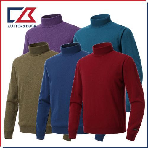 커터앤벅 남성 고급 니트 스웨터 - PB-12-184-102-50