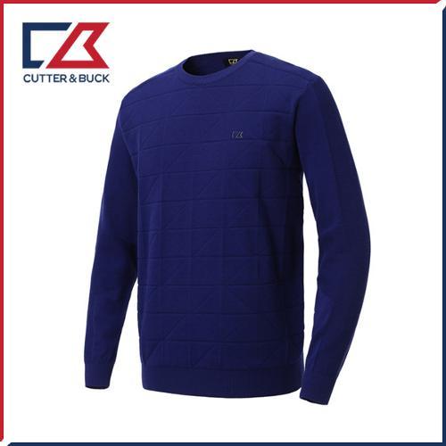 커터앤벅 남성 면 니트 스웨터 - PB-11-183-102-04