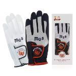 2019신상 MU 엠유 남성용 메쉬 골프장갑 2종택1