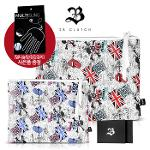 (사은품 멀티슬링증정)2B 투비 정품 패션 클러치/파우치/가방(유사품주의)