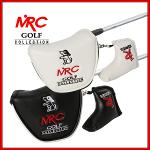 MRC GOLF NW STYLE 반달형 퍼터커버 - MRPC-1301