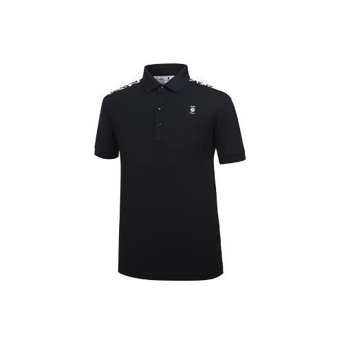 [와이드앵글] 남성 간절 등판 프린트 티셔츠 WMU18231Z1