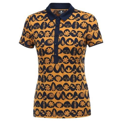 [와이드앵글] 여성 로타 콜라보패턴 반팔 티셔츠 WWU19234Y7