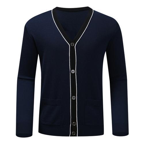 [먼싱웨어] 남성 베이직 스웨터 가디건 (M9321MSJ92)