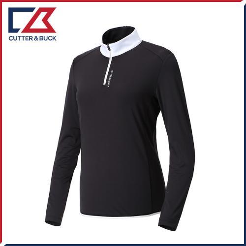 커터앤벅 여성 스판 긴팔티셔츠 - PB-11-193-201-31