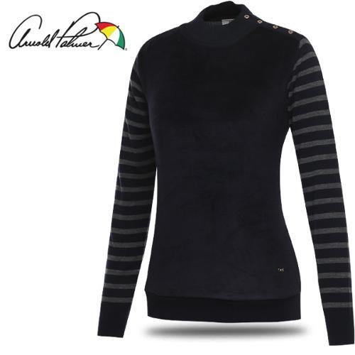 [아놀드파마] 스웨터 믹스 앤 매치 여성 긴팔 니트/골프웨어_ALW7SR08